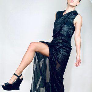 Helmut Lang designer Eros dress NWT MSRP $1,200